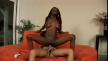 Lacey Duvalle and Chocolate