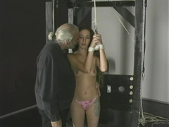 Master Len; Whipped Clamped, And Submissive – Scene 2 – Master Len