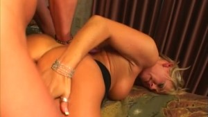 Dirty Blonde Loves Her Ass Fucked – Anarchy